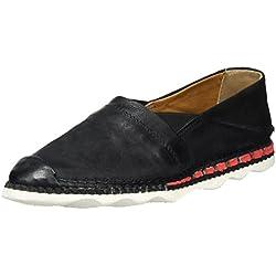 A.S.98 Damen Similar Sneaker, Schwarz (Nero), 42 EU