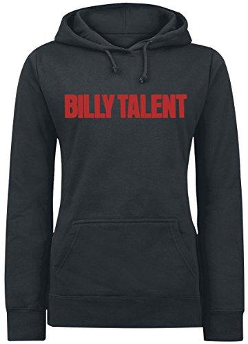 Billy Talent The Crutch Felpa donna nero XXL