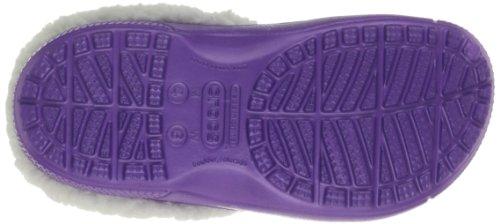 Crocs Mammoth Evo Clog, Unisex - Erwachsene Clogs Violett (Amethyst/Oatmeal)