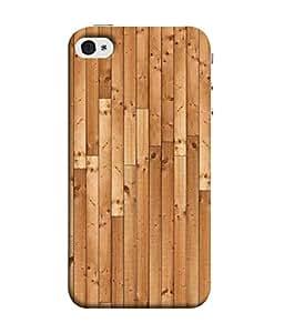 FUSON Designer Back Case Cover for Apple iPhone 5 (Seamless Pattern Blue Design Drawing )