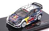 IXO Model RAM674 Ford Fiesta WRC N.1 Tour DE Corse 2018 S.OGIER-J.INGRASSIA 1:43