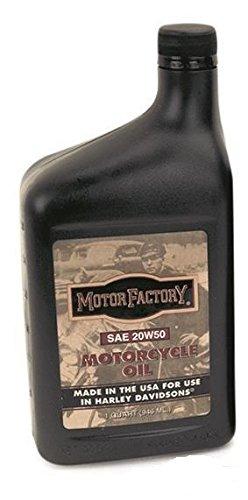 motor-factory-sae-20w50-olio-motore-ad-alte-prestazioni-per-motori-v-twin-harley-davidson