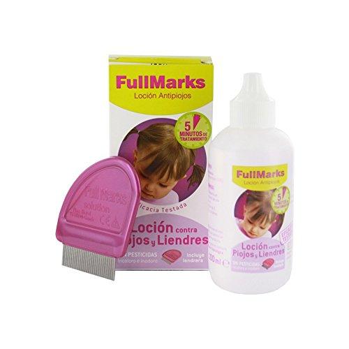 Full Marks - Traitement Poux FullMarks 100ml - 1517784