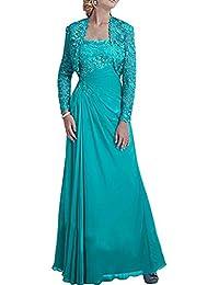 new style f6835 57249 Suchergebnis auf Amazon.de für: Kleid mit Spitze, türkis ...