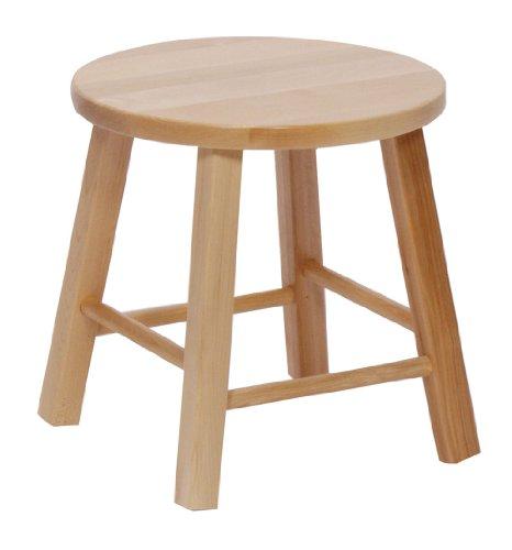 Steffy Holz Produkte 12Zoll Ahorn Hocker (Ahorn-speicher)