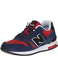New Balance ML 565 AAA Navy Red