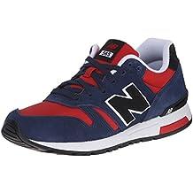 ac3250a2a8828 New Balance ML 565 AAA Navy Red