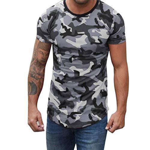 �m Herren Shirt v Ausschnitt Langarm Herren t-Shirts 3XL Herren Shirt Oversize Schwarz Herren Poloshirts Kurzarm 3XL ()