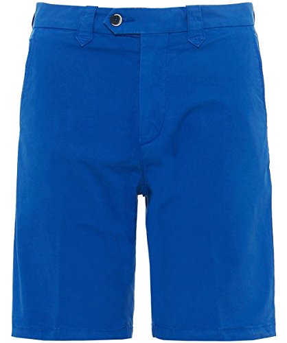 corneliani-hombres-pantalones-cortos-de-chino-azul-48-regular