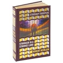 Starship Troopers and Stranger in a Strange Land by Robert Heinlein (2014-11-08)