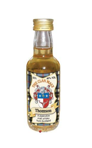 thomson-clan-whisky-sammelobjekt-miniature-bottle