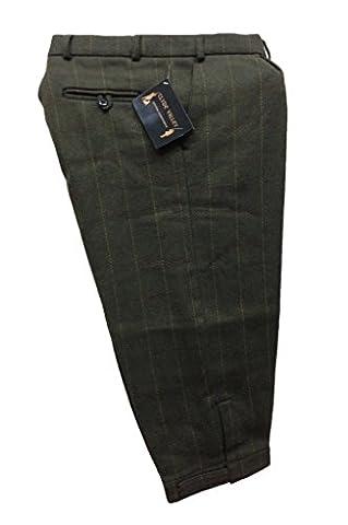 Clyde Valley - Pantalon - Homme - vert - 94
