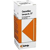 SYNERGON KOMPLEX 57 Ceanothus Tropfen 20 ml preisvergleich bei billige-tabletten.eu