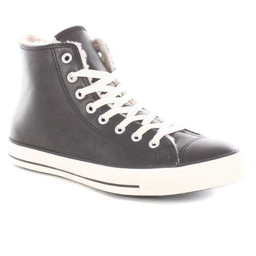 Converse Chuck Taylor All Star Lea Shearl, Unisex - Erwachsene Sneaker Black