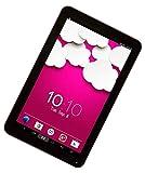 Woxter QX 1208GB black, Pink Tablette–Tablets (1,5GHz, Arm Cortex-A7, 1Go, DDR3-SDRAM, 8Go, MicroSD (Transflash))