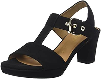 94021c2bd1cce Gabor Women's Comfort Fashion Ankle Strap Sandals: Amazon.co.uk ...
