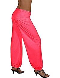 Gorilla-Star tolle Damen-Umstandshose Haremhose mit breitem weichem Gummibund in tollen Farben