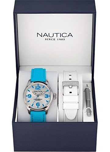 Orologio nautica watches a11628m unisex