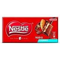 NESTLÉ EXTRAFINO Chocolate con Leche y Almendras 123g