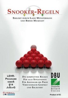 Preisvergleich Produktbild Snooker-Regeln,  DVD