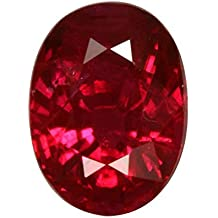 Cultured Gemstone Ruby - MANIK 8.25-8.50 Ratti (Suggested) Super Delux Quality