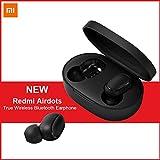 Noradtjcca for Xiaomi Redmi Airdots Veri Auricolari Stereo Wireless Auricolari Sportivi PRO Cuffie Intra-Auricolari DSP con Microfono