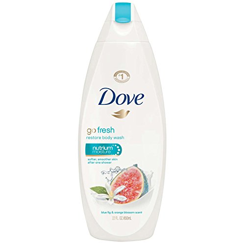 Preisvergleich Produktbild Dove go fresh Body Wash, Blue Fig and Orange Blossom 22 oz by Dove