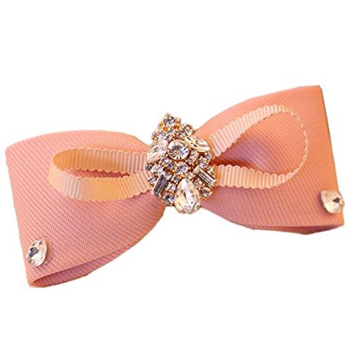 Clip rose mignon Bow Cheveux Griffe Hair Fashion Belle Creative Hair Claw/éping