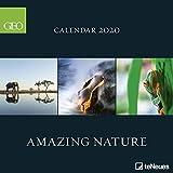 GEO Amazing Nature 2020: Broschürenkalender