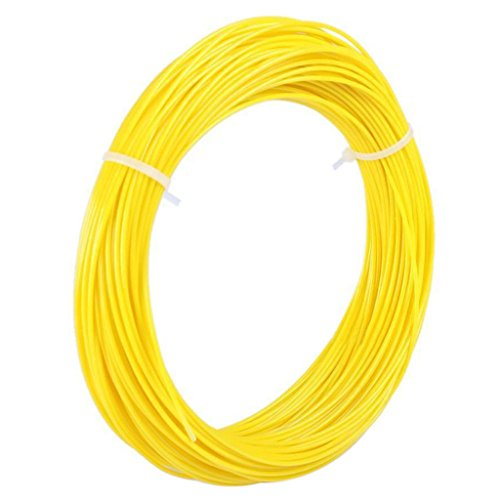 Generic 10M ABS 3D Printer Filament 1.75MM For 3D Printer Pen Doodle - Yellow  available at amazon for Rs.190