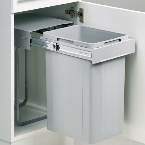 Wesco Single Maxi 757221-85 Einbau Abfallsammler Abfall-Eimer Mülltrenner Küche