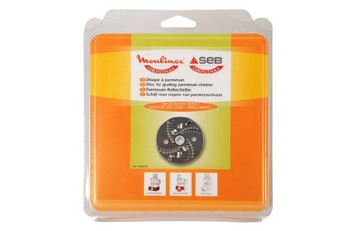 Moulinex XF920702 - Disco rallador para Masterchef 5000 y 8000 Vitacompact, gris