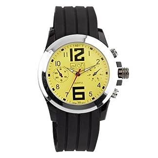 Eton 3018G-YL – Reloj para Hombres Color Negro