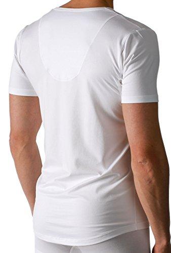 "Mey Basics ""Dry Cotton"" Herren Shirts 1/2 Arm 46038 Haka/light skin"