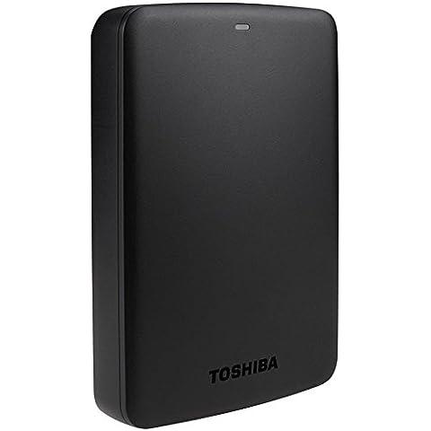 Toshiba Canvio Basics, HDD Esterno portatile di 3TB, 2.5