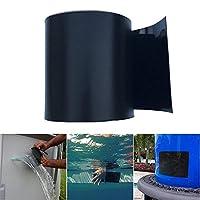 MOGOI Waterproof Repair Tape, Insulation PVC Pipe Repair Tape Strong Self-Adhesive All Weather Patch Tape Stretchy Waterproof Sealing Tape For Roofing Pipes Holes Cracks