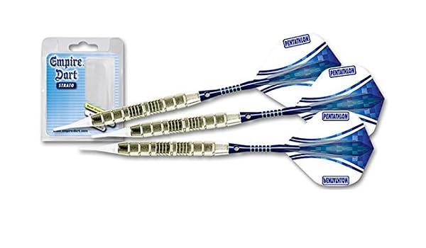 Dart-Set EMPIRE® Isoplex Black  16 Gramm Dartpfeile Soft