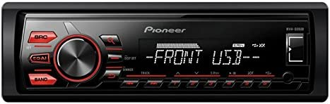 Pioneer MVH-089UB Car Stereo (Black)