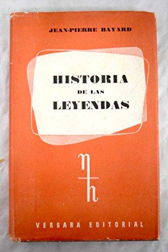 HISTORIA DE LAS LEYENDAS