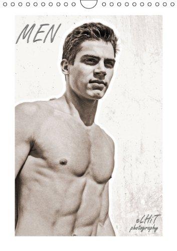 eLHiT photography - MEN (Wandkalender 2015 DIN A4 hoch): Kalender mit Fotografien von eLHiT photography (Monatskalender, 14 Seiten)