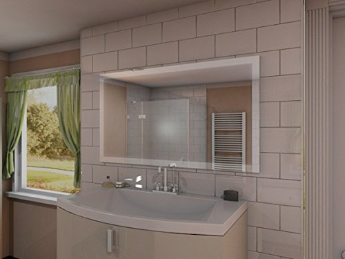 Badspiegel beleuchtet – Badspiegel mit LED Beleuchtung - 6