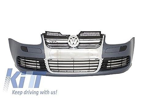 KITT FBVWG5R32 Stoßstange Vorne Aluminium Front Bumper R Line