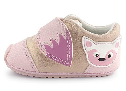 Zapatos Cartoonimals Pasos Bebé Primeros Niños Infantil Para Niñas CBshQrtdx