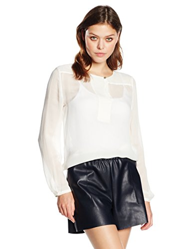 Boss Orange Estival, Blouse Femme Blanc (white 100)