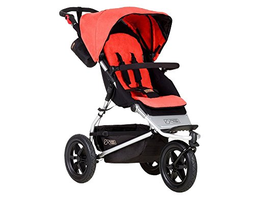 PASEO MOUNTAIN BUGGY URBAN JUNGLE 3 0 CORAL