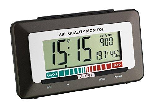 Klimakurt Luftanalysemonitor Dicke-Luft-Monitor 60252710 incl. Gratis Eckenleuchte