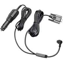 Garmin PC interface cable with 8 volt cigarette lighter adapter - GPS 12 only