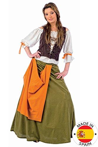 Mittelalter Kostüm Magd - XL