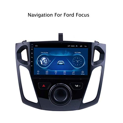 Hahaiyu 9 Pulgadas Android 7.1 Radio de Coche Estéreo Navigator MP5 Player...
