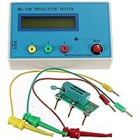 Yiwa MK-168 TR LCR ESR Transistor LCR ESR Tester Analizador de Dispositivos semiconductores